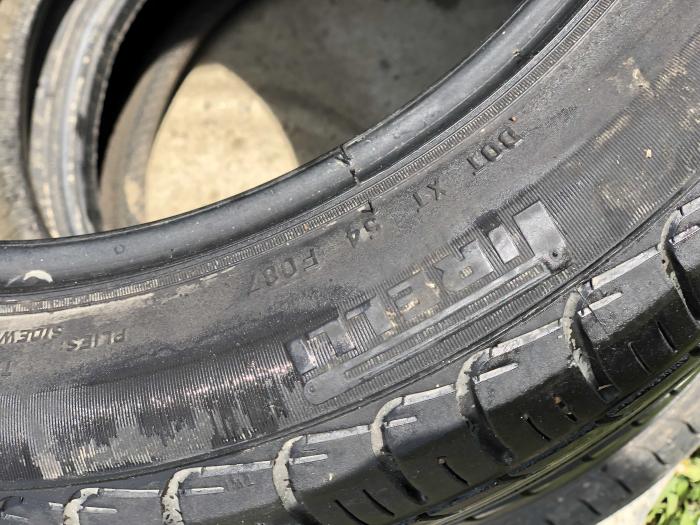set 2 anvelope 195/55 R16 sh vara Pirelli 3mm cu garantie [3]