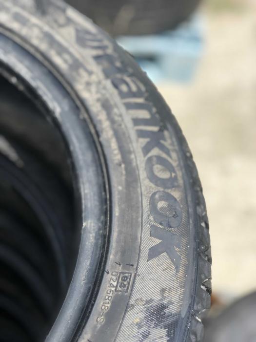 set 2 anvelope 195/55 R16 87V sh vara Hankook 5.5mm cu garantie [4]