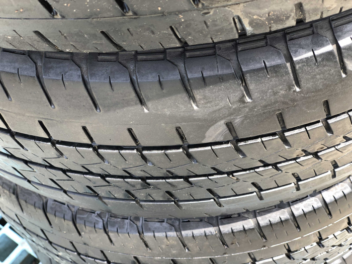set 4 anvelope 215/65 R15C 104/102T sh vara Bridgestone 6.5mm cu garantie [2]