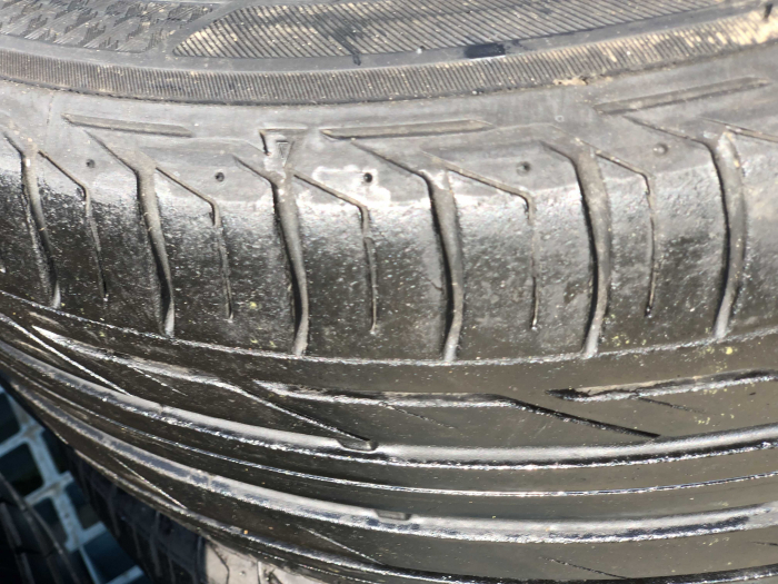 set 2 anvelope 225/50 R18 95W sh vara Bridgestone 6.5mm cu garantie [2]