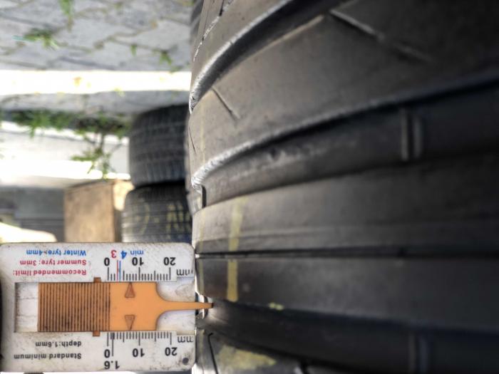 set 2 anvelope 225/50 R18 95W sh vara Bridgestone 6.5mm cu garantie [5]