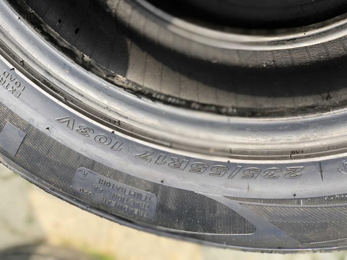 set 2 anvelope 235/55 R17 103V sh vara Nexen 5mm cu garantie [5]