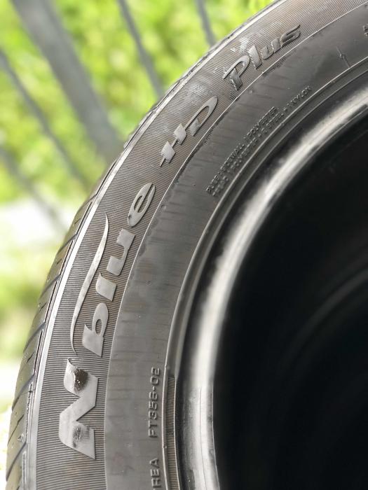 set 4 anvelope 205/55 R16 91V sh vara Nexen 5.5mm cu garantie [4]
