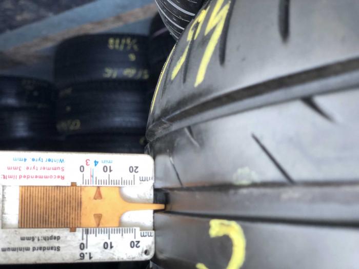 set 4 anvelope 205/55 R16 91V sh vara Nexen 5.5mm cu garantie [6]