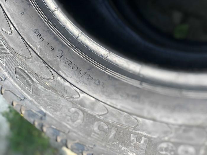 set 2 anvelope 215/65 R15C 104/102T sh vara Continental 7mm cu garantie [4]