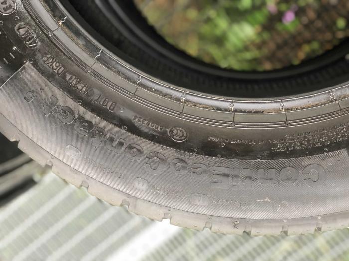 set 4 anvelope 185/65 R15 88H sh vara Continental 6mm cu garantie [6]