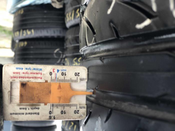 set 2 anvelope 225/50 R16 sh vara Sportiva 6mm cu garantie [6]