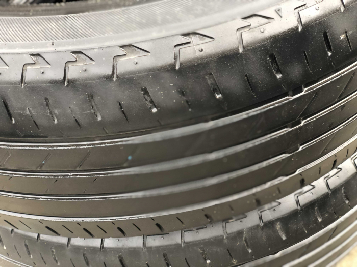 set 2 anvelope 195/60 R16 89H sh vara Bridgestone 4mm cu garantie [2]