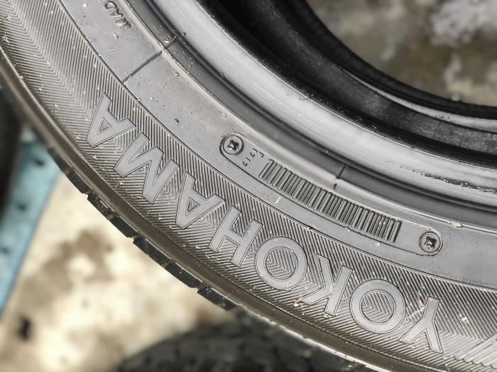 set 2 anvelope 195/60 R16 89H sh vara Yokohama 6mm cu garantie [3]