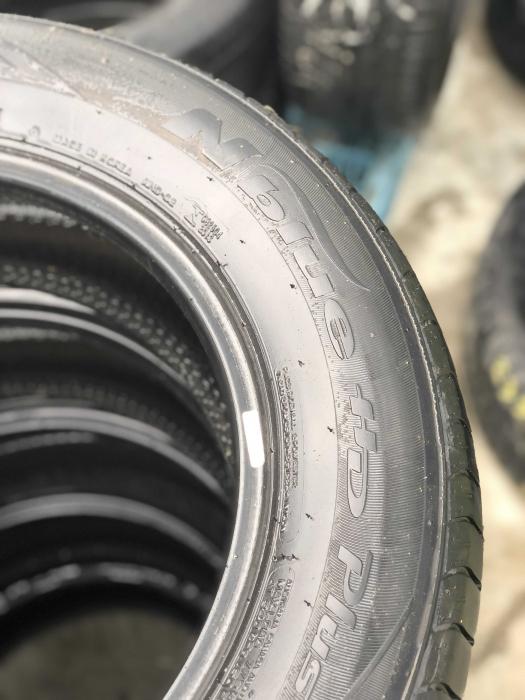 set 2 anvelope 215/60 R16 99V sh vara Nexen 5.5mm cu garantie [4]