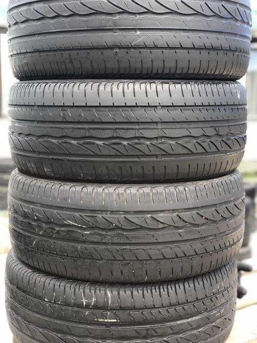 set 4 anvelope 215/45 R16 sh vara Bridgestone 5mm cu garantie [0]