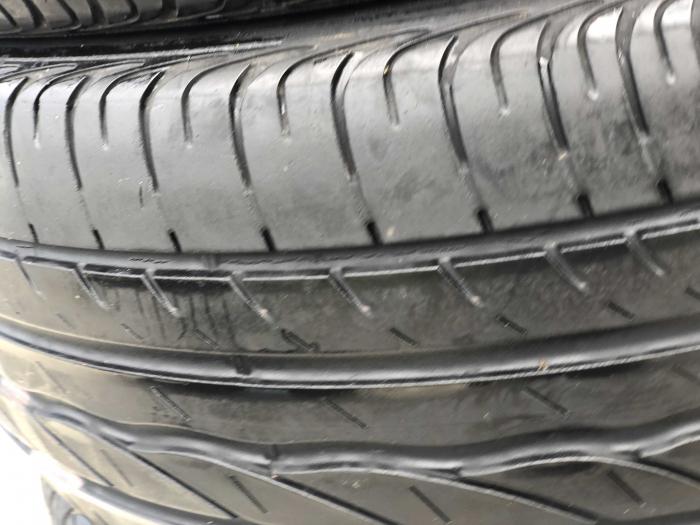 set 4 anvelope 215/45 R16 sh vara Bridgestone 5mm cu garantie [2]