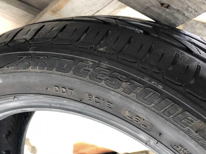 set 4 anvelope 215/45 R16 sh vara Bridgestone 5mm cu garantie [4]