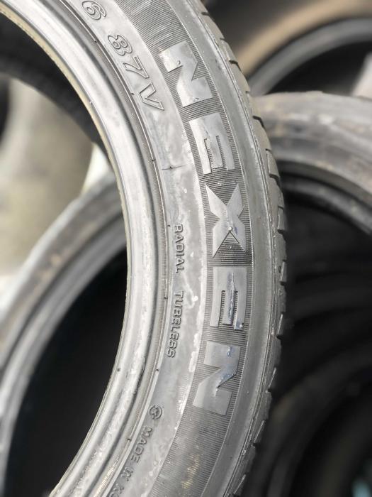 set 4 anvelope 205/50 R16 87V sh vara Nexen 5.5mm cu garantie [3]