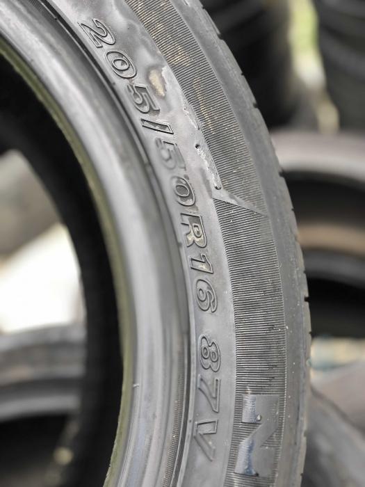 set 4 anvelope 205/50 R16 87V sh vara Nexen 5.5mm cu garantie [4]