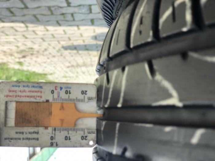 set 2 anvelope 165/65 R14 79T sh vara Fulda 5.5mm cu garantie [5]