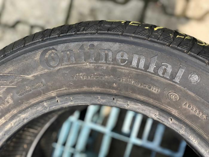 set 2 anvelope 165/70 R14 81T sh vara Continental 4mm cu garantie [4]