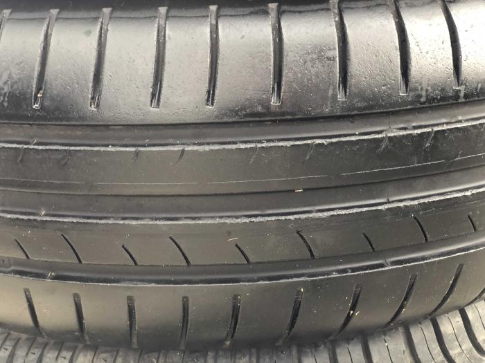 set 2 anvelope 195/65 R15 91H sh vara Dunlop 5.5mm cu garantie [1]