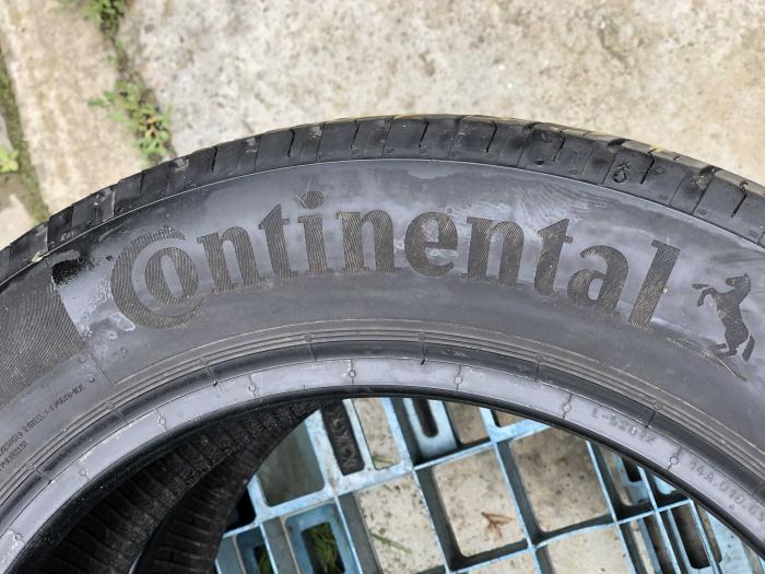 set 2 anvelope 165/65 R15 81T sh vara Continental 5mm cu garantie [3]