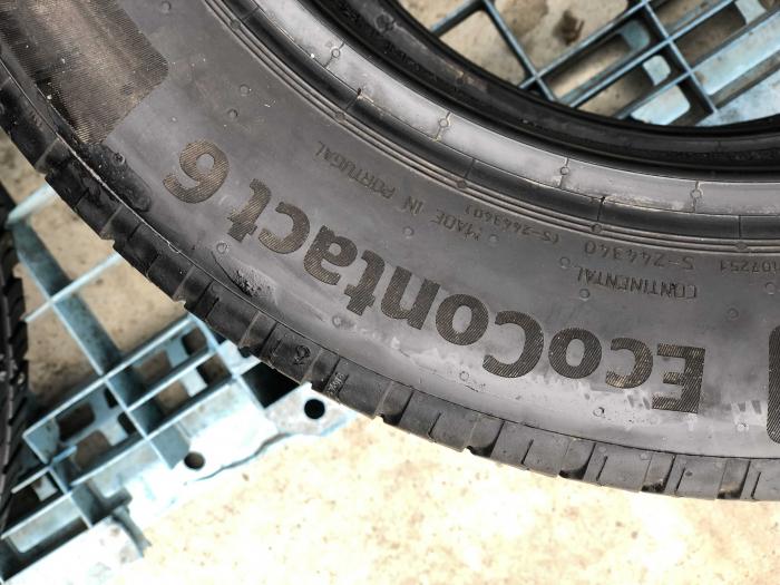 set 2 anvelope 165/65 R15 81T sh vara Continental 5mm cu garantie [5]