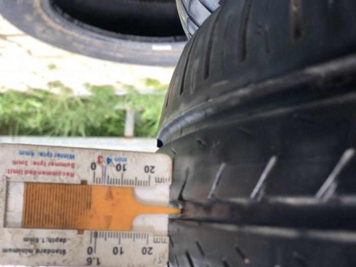 set 2 anvelope 185/65 R15 88T sh vara Sportiva 5mm cu garantie [6]