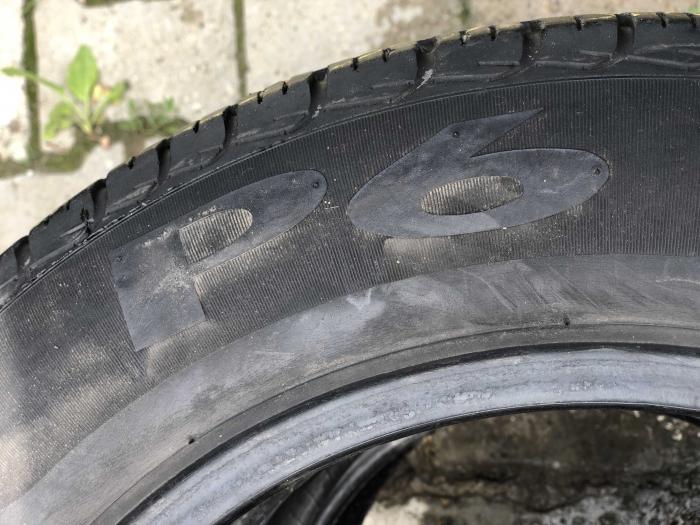 set 2 anvelope 185/65 R15 88H sh vara Pirelli 5.5mm cu garantie [5]
