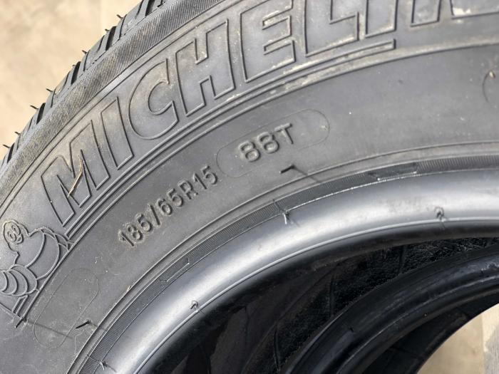 set 2 anvelope 185/65 R15 88T sh vara Michelin 5mm cu garantie [4]