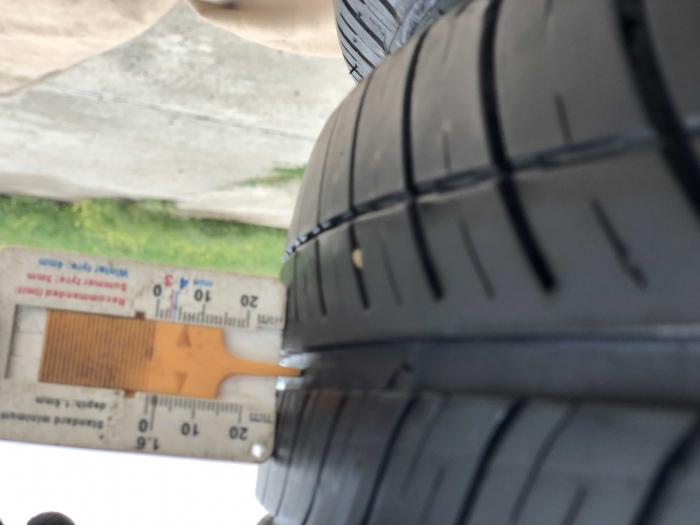set 2 anvelope 185/65 R15 88T sh vara Michelin 6mm cu garantie [6]
