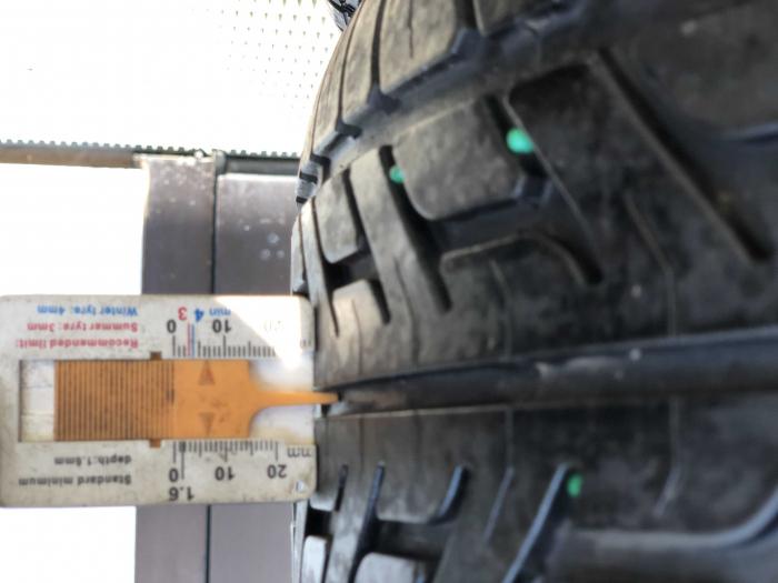set 2 anvelope 195/50 R15 82V sh vara Fulda 6mm cu garantie [6]
