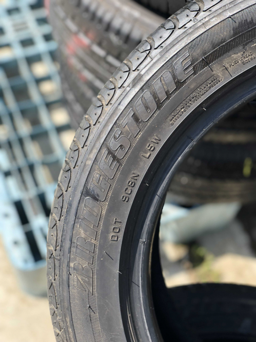 set 2 anvelope 195/55 R15 85H sh vara Bridgestone 6mm cu garantie [4]