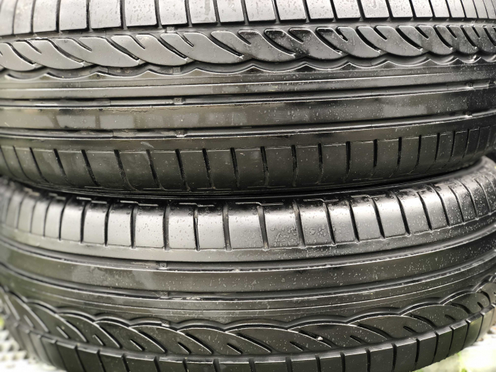 set 4 anvelope 185/60 R15 84H sh vara Dunlop 6mm cu garantie [0]