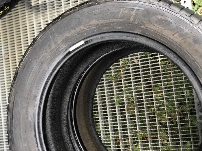 set 4 anvelope 185/60 R15 84H sh vara Dunlop 6mm cu garantie [4]
