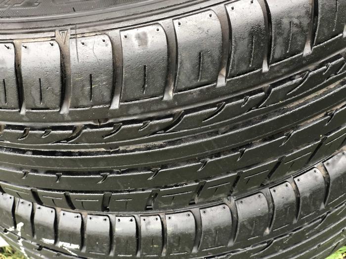 set 4 anvelope 185/60 R15 88H sh vara Dunlop 6mm cu garantie [3]