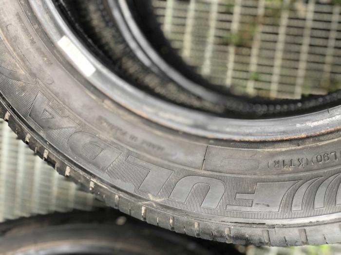 set 2 anvelope 185/60 R15 84H sh vara Fulda 5mm cu garantie [4]