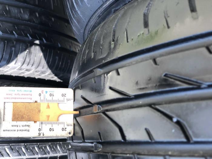 set 4 anvelope 175/65 R15 84H sh vara Continental 6mm cu garantie [6]