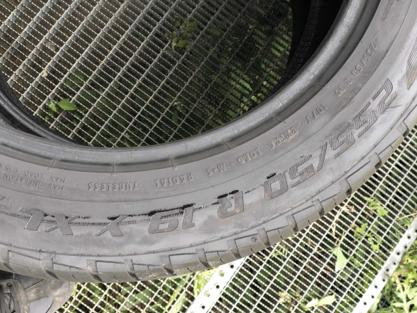 anvelopa 255/50 R19 XL sh vara General 5.5mm cu garantie 1