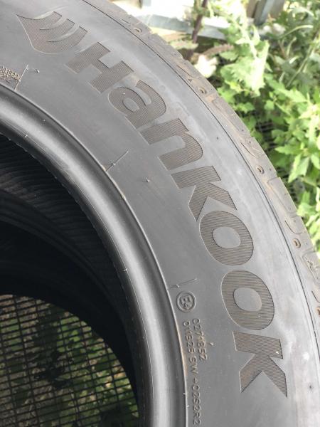 set 4 anvelope 235/60 R18 sh vara Hankook 5.5mm cu garantie 2