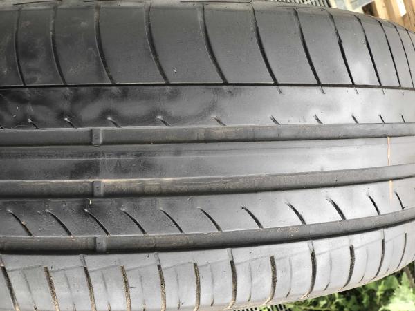set 2 anvelope 255/55 R18 sh vara Dunlop 5mm cu garantie 1