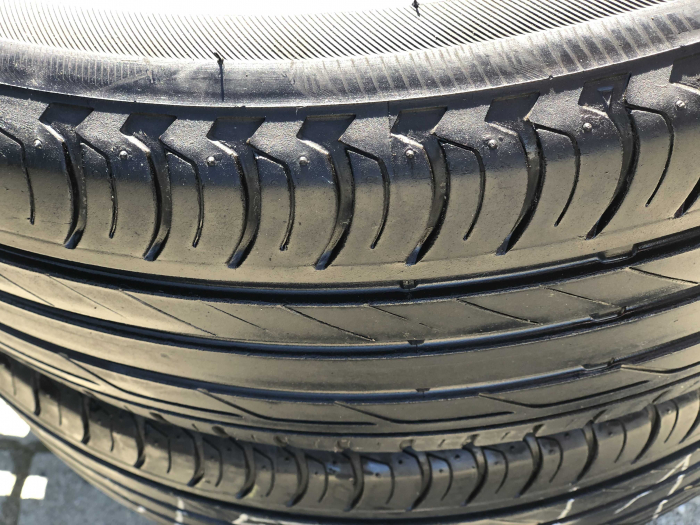 set 2 anvelope 215/50 R18 sh vara Bridgestone 5mm cu garantie [2]