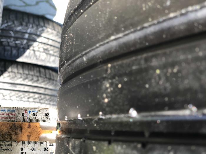 set 2 anvelope 245/45 R18 sh vara Goodyear 5 mm cu garantie [5]