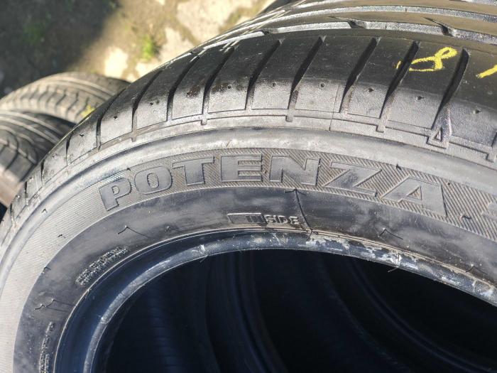 set 4 anvelope 235/50 R18 sh vara Bridgestone 6mm cu garantie [3]