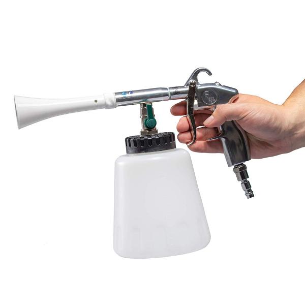 Pistol profesional, Dispozitiv de curatat interioare auto, Benbow 101, 1000ml 6