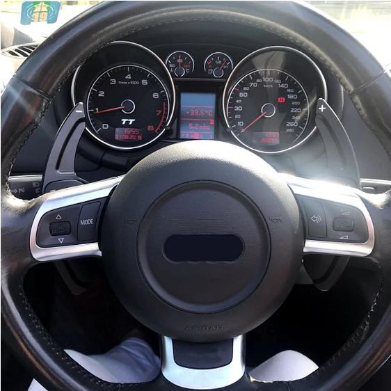 Set 2 padele volan pentru Audi, Shift Paddle, Audi A3 A4 A4L A5 A6 A7 A8 Q3 Q5 Q7 TT S3 R8 [4]
