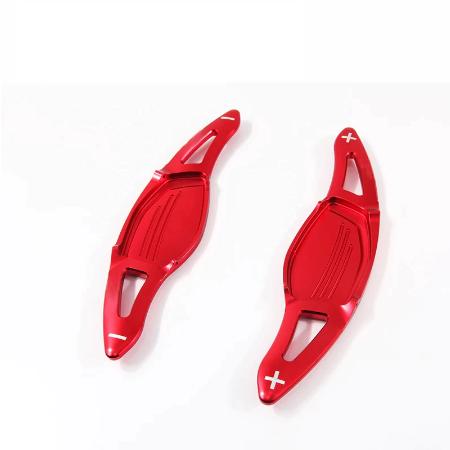 Set 2 padele volan pentru Audi, Shift Paddle rosu, Audi R8(2016-2017),RS3(2017) TT RS(2016-2017) [0]
