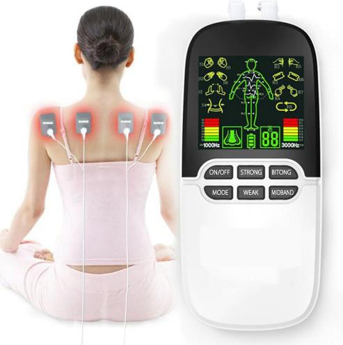 Aparat masaj, ingrijire, sinuzita si terapie cu stimuli a pulsului [4]