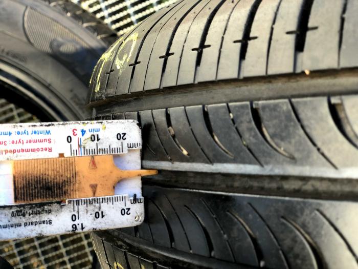 set 2 anvelope 175/70 R14 sh vara Hankook 7.5mm cu garantie [5]