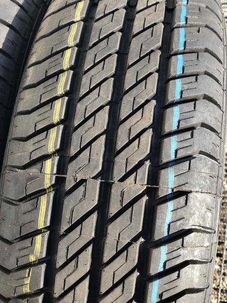 2 anvelope/pneuri noi 185/70 R14 BPV3A vara reconstruite cu garantie 1