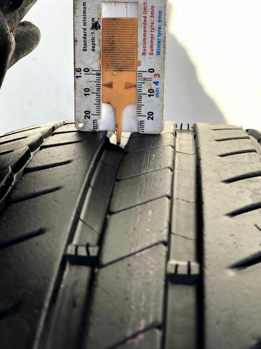 set 4 anvelope 205/55 R16 sh vara Michelin 6mm cu garantie 5