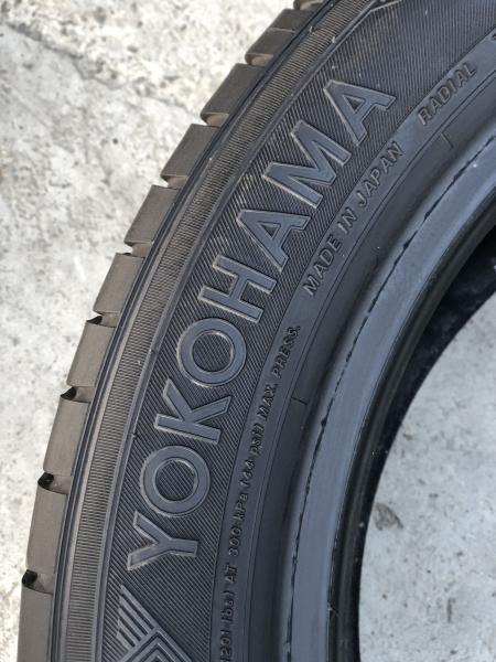 set 2 anvelope 205/50 R16 sh vara Yokohama 7.5mm cu garantie 2