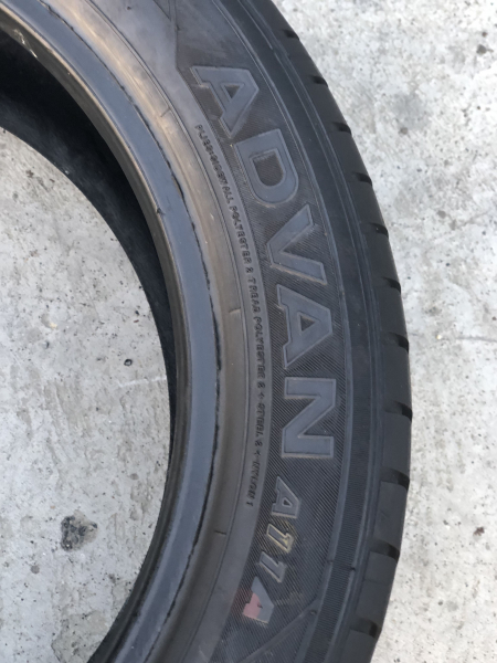 set 2 anvelope 205/50 R16 sh vara Yokohama 7.5mm cu garantie 3